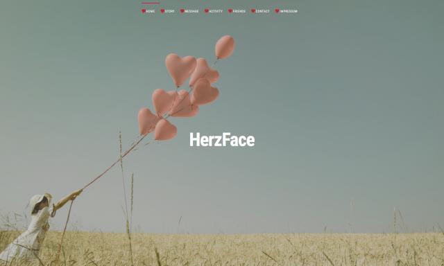 herzface